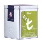 DILMAH TÉ GREEN TEA WHITH JASMINE FLOWERS