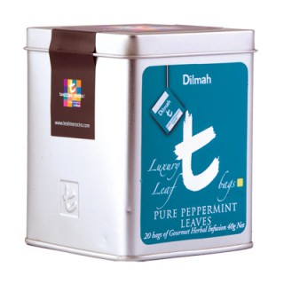 DILMAH TÉ PEPPERMINT LEAVES