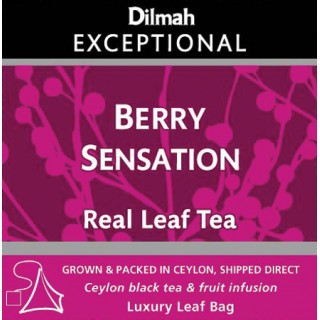 DILMAH TÉ BERRY SENSATION
